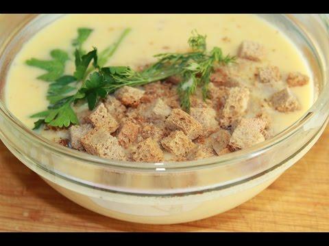 Рецепты суп пюре простые и вкусные рецепты