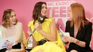 MEETING DUA LIPA AND WINNING A RADIO 1 TEEN AWARD!