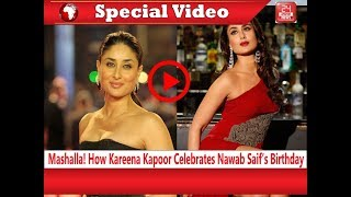 Massallah! How Kareena Kapoor Celebrates Nawab Saif