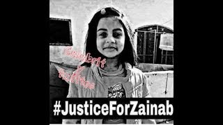 ||Justice for zainab || Raise your voice|| celebrity twittes ||