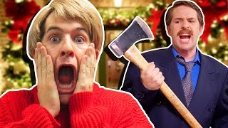 MESSED UP CHRISTMAS MOVIES