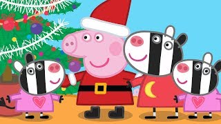 Peppa Pig English Episodes 🎄 Party Time!!!🎈🎉 Peppa Pig Christmas