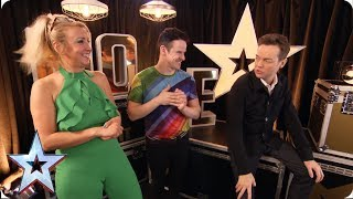 Electric Rainbow have electric BGT dreams | Auditions | BGMT 2019