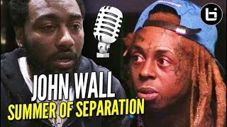 Lil Wayne Signs John Wall?! + James Harden Weekend & More! Summer of Separation /// ep 6