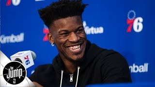 Can Jimmy Butler propel 76ers to top of Eastern Conference?   The Jump