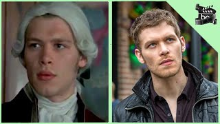 All filmography of Joseph Morgan
