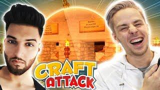 Echter APORED bei Craft Attack + Ich zeige mein GEHEIMPROJEKT | Craft Attack 5