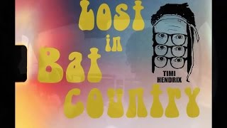 Lost in Bat Country Tourblog #1