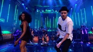 Justin Timberlake covers the Jacksons