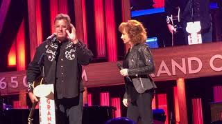 Oklahoma Swing with Reba and Vince Also Dolly Parton
