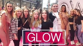 Glow in Düsseldorf & Film Premiere in Berlin / Vlog