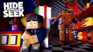 SCHNELLSTE HORROR RUNDE! | Minecraft Hide and Seek