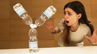 YOUTUBER EDITION Water Bottle Flip CHALLENGE! (NigaHiga, RomanAtwoodVlogs, Dude Perfect, WolfieRaps)