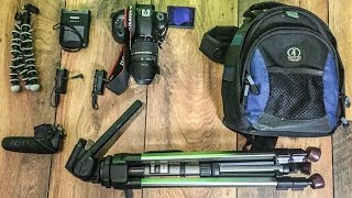 Mein Vlog Equipment!