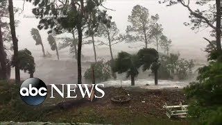 Hurricane Michael survivor describes storm