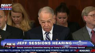FNN: Rex Tillerson FULL Hearing Coverage