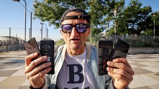 my FaVoriTE CELL PhonEs! (tech tuesday intro by Dan Mace)