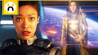 Star Trek: Discovery Terran Emperor REVEALED & Canon Changes