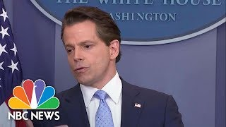 Anthony Scaramucci Hints At How He