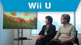 Wii U - The Legend of Zelda - Gameplay First Look from The Game Awards