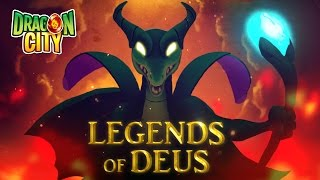 The Legend of Deus - Official Trailer - Dragon City - #DragonCityStory