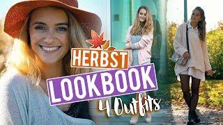 LOOKBOOK im HERBST - 4 Outfitinspirationen | SNUKIEFUL