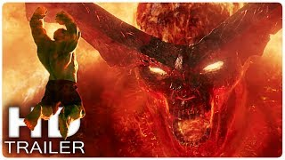 THOR 3 Ragnarok Trailer 2 German Deutsch (Marvel 2017)