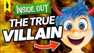 Inside Out: Is Joy the VILLAIN? –Wisecrack Edition