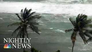 Category 4 Hurricane Maria Takes Aim At Puerto Rico, Virgin Islands | NBC Nightly News