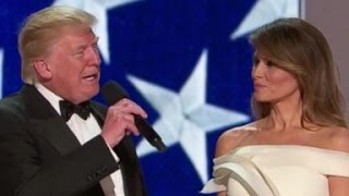 Inside the Inauguration of Donald Trump