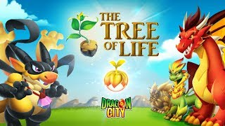 Dragon City: The Tree of Life origins
