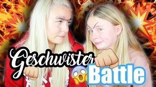 Geschwister Battle 2.0 .. WER IST BESSER ? 😱  | Dagi Bee