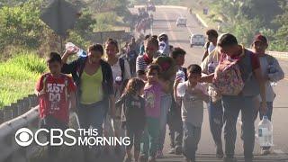 Mexico sets up new process for migrants headed toward U.S.