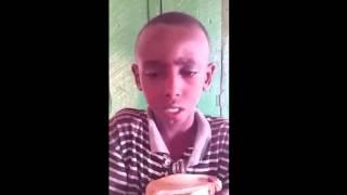 Quran recitation by young somali qaari