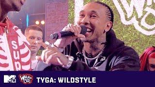 Tyga Claps Back At Nick Cannon w/ BARS! | Wild
