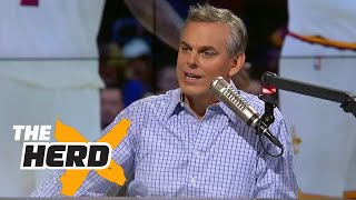 Colin Cowherd fixes the NBA   THE HERD