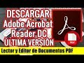 """Descargar e Instalar ADOBE READER """"...mp3"""