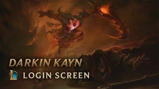 Darkin Kayn | Login Screen - League of Legends