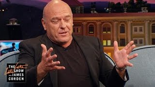 Is Dean Norris, Ultimate Hollywood Cop, Above the Law?