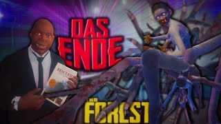 DAS ENDE VON THE FOREST!? | (+EndBoss) The Forest - Witzige Momente (Funny Moments German)
