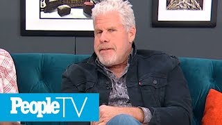 Ron Perlman Breaks Down The 4-Hour Makeup Rule | PeopleTV