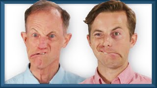 The Try Guys And Their Dads Imitate Each Other • Fatherhood: Part 2