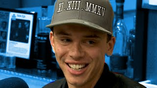 Logic Interview at The Breakfast Club Power 105.1 (11/17/2015)