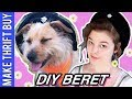 HOW TO MAKE A BERET | Make Thrift Buy #5...mp3