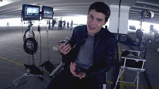 """Shawn Mendes - """"Stitches"""" Official Video [Behind The Scenes]"""