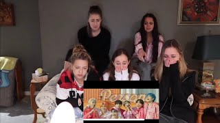 BTS BOY WITH LUV REACTION VIDEO