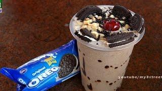 AMAZING RECIPES | RARE STREET FOOD OREO JUICE | 4K VIDEO | ULTRA HD VIDEO