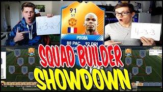 FIFA 17 - 91 MOTM ST POGBA SQUAD BUILDER SHOWDOWN vs REALFIFA ⚽😝 - FIFA 17 ULTIMATE TEAM (DEUTSCH)