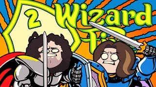 Wizard Fire: These Guys Rock! - PART 2 - Game Grumps