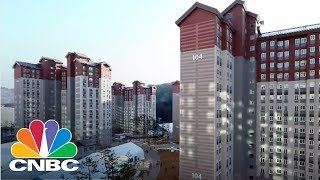 Here's An Inside Look At The Olympic Villages   CNBC